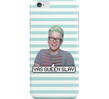 Tyler Oakley: Yas Queen Slay iPhone Case/Skin