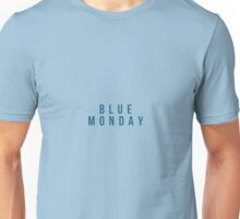 Blue Monday (Centre Dark) Unisex T-Shirt