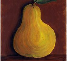 The Pear by Vickie  Scarlett-Fisher