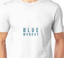 Blue Monday (Dark) Unisex T-Shirt