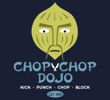Chop Chop Dojo by machmigo