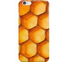 Golden Honeycomb iPhone Case/Skin