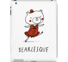 Bearlesque iPad Case/Skin