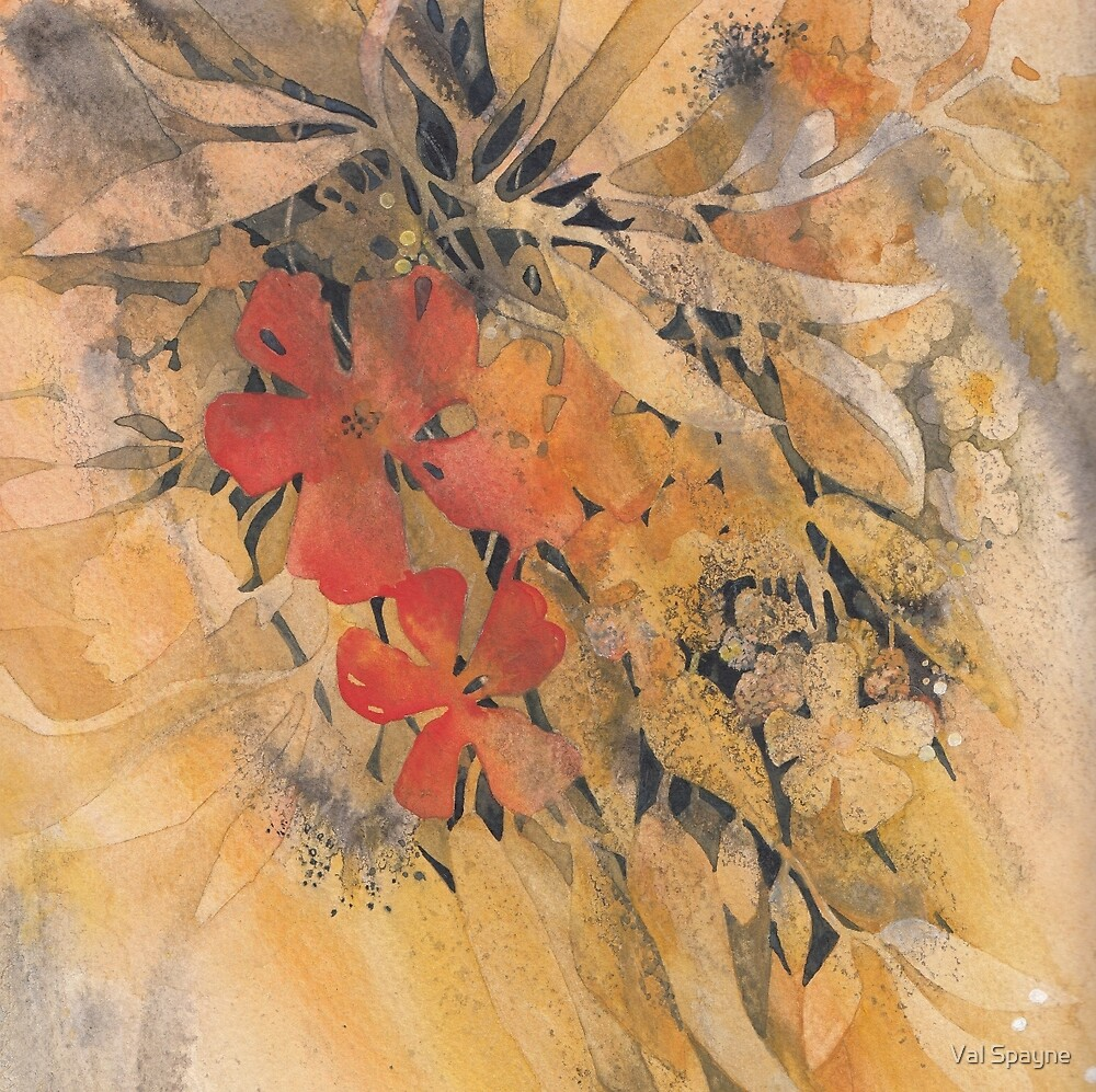 Wild Russet by Val Spayne