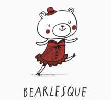 Bearlesque Kids Tee