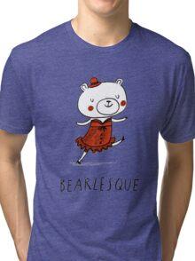 Bearlesque Tri-blend T-Shirt
