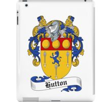 Hutton  iPad Case/Skin