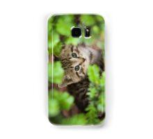 Lonely Kitten Samsung Galaxy Case/Skin