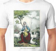 Good shepherdess - 1846 Unisex T-Shirt