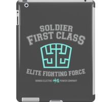 Soldier First Class iPad Case/Skin