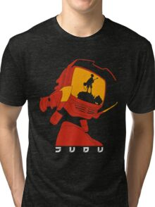 Fooly Cooly Tri-blend T-Shirt
