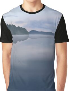A lake in Finland Graphic T-Shirt