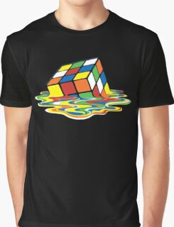 Sheldon's Rubik Graphic T-Shirt