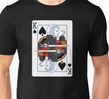 Dark One of spades Unisex T-Shirt