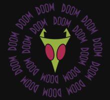 Doom AHAHAHA Kids Tee