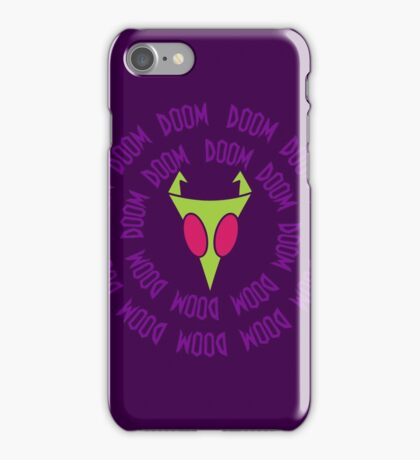 Doom AHAHAHA iPhone Case/Skin