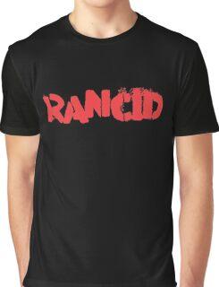Rancid Logo Graphic T-Shirt