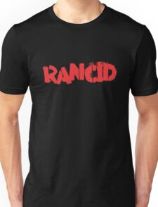Rancid Logo Unisex T-Shirt