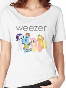 My Little Weezer Women's Relaxed Fit T-Shirt