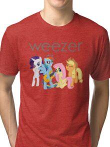 My Little Weezer Tri-blend T-Shirt