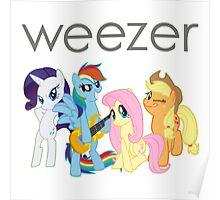 My Little Weezer Poster