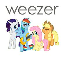 My Little Weezer Photographic Print