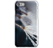 Frozen Dandelion iPhone Case/Skin