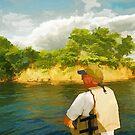 The Fisherman by Eileen McVey