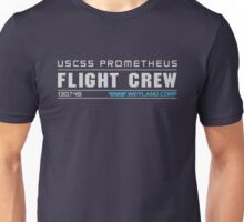 Prometheus flight crew Unisex T-Shirt