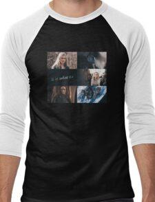 Clarke Picspam - The 100 Men's Baseball ¾ T-Shirt