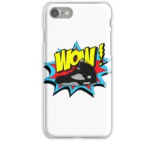 WOW J5 Metallic iPhone Case/Skin