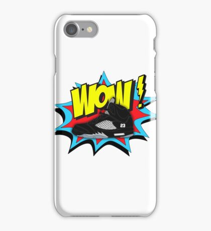 WOW J5 Metallic iPhone Case/Skin