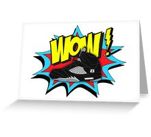 WOW J5 Metallic Greeting Card