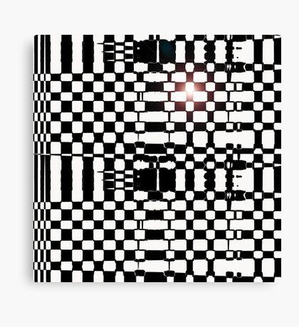 Bullet Time Canvas Print
