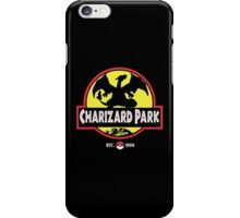 Charizard Park iPhone Case/Skin