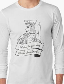 Bow for the King T-Shirt