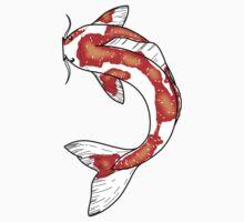 Koi - Japanese carp One Piece - Long Sleeve