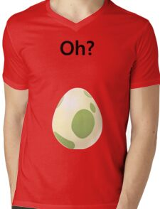 Pokemon Go Egg Mens V-Neck T-Shirt