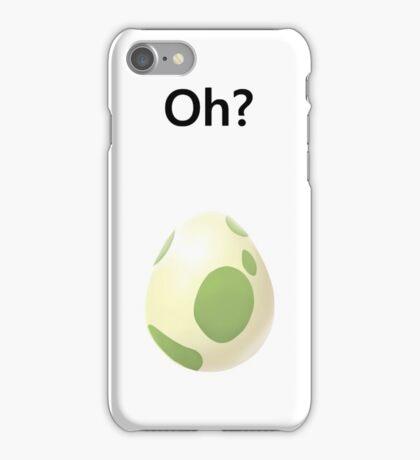 Pokemon Go Egg iPhone Case/Skin