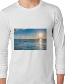 Looking Into The Sun Long Sleeve T-Shirt