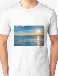 Looking Into The Sun Unisex T-Shirt