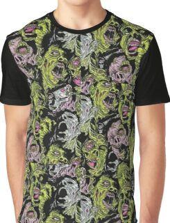Zombies Everywhere!!! Graphic T-Shirt