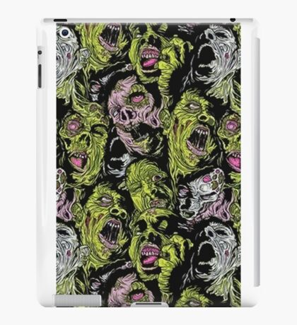 Zombies Everywhere!!! iPad Case/Skin