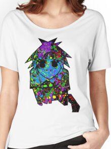 2D X Gorillaz Women's Relaxed Fit T-Shirt