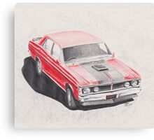 XY GT Phase 3 Falcon by Glens Graphix Canvas Print