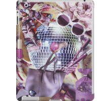 Fashion Collage #5 iPad Case/Skin