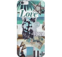 Fashion Collage #4 iPhone Case/Skin
