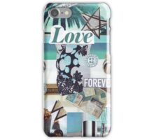Fashion Collage #4 iPhone Case/Skin