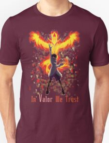 Pokemon Go - In Valor We Trust Unisex T-Shirt