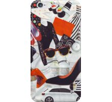 Fashion Collage #1 iPhone Case/Skin